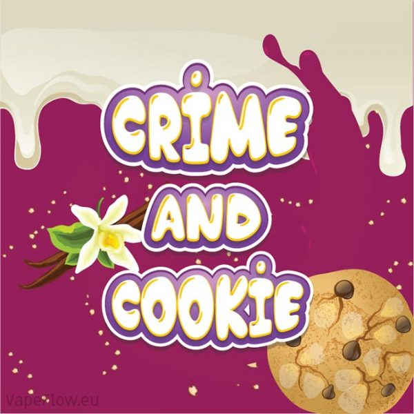 Guerrilla Flavors Crime and Cookie