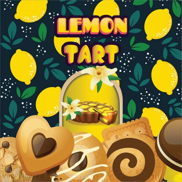 Guerrilla Flavors Lemon Tart