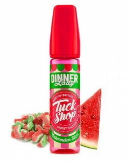 dinner lady shake and vape tuck shop watermelon slices