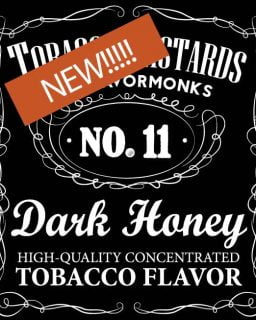 Tobacco Bastards No11 Dark Honey icon